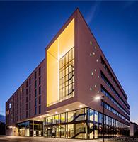 Hotel- und Büropark Rotach in Friedrichshafen